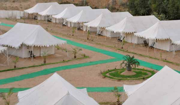 Pushkar Tent Camps Stay